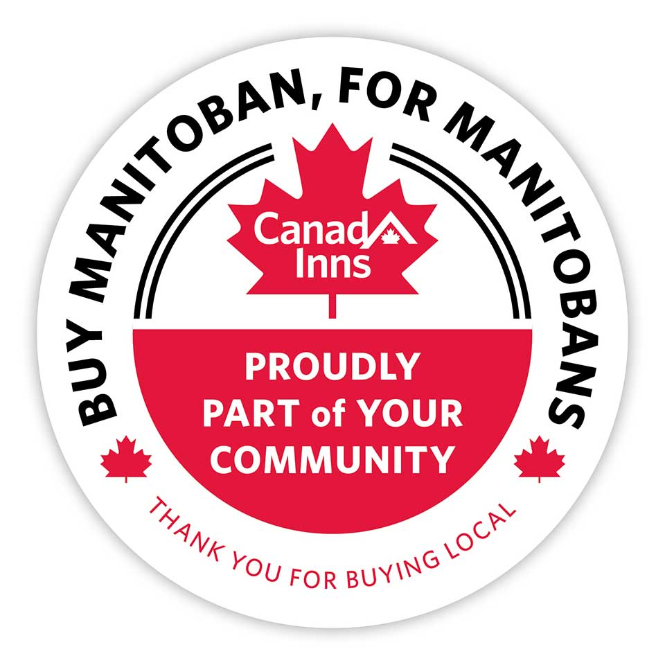 By Manitobans, For Manitobans - Thank You for Buying Local
