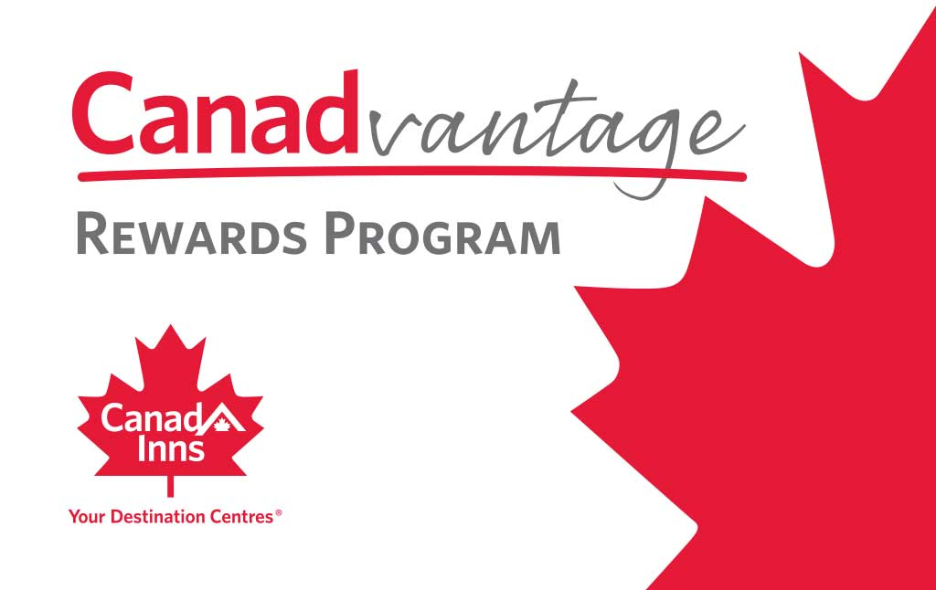 CanADVANTAGE Rewards Program for individuals and Corporations Room Stays, Gift Card and Food purchases!