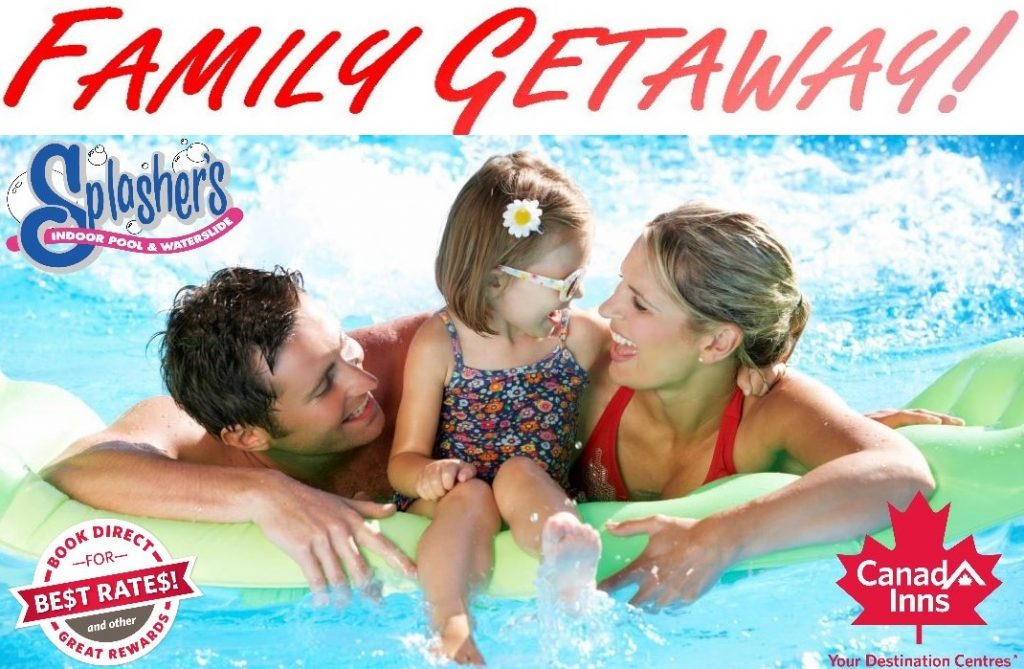 Family Getaway Package offer with restaurant voucher!