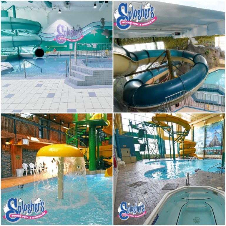 Splasher's Pools and Waterslides NOW OPEN!